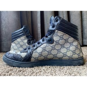 GUCCI GG Sneakers High Top